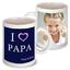 Mug photo fête des pères