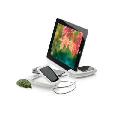 chargeur solaire pour tablette et smartphone. Black Bedroom Furniture Sets. Home Design Ideas