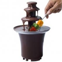 Fontaine fondue au chocolat