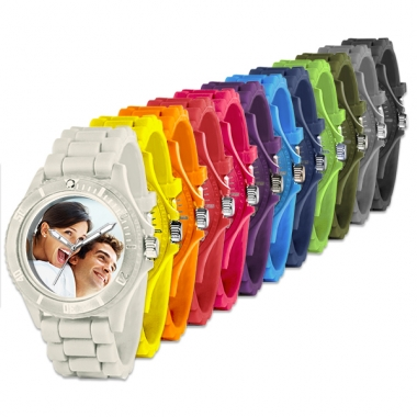 Montre Photo freeze