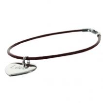 Bracelet cuir couleur personnalisé