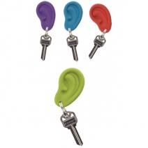 Porte clés oreille dans la poche