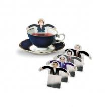 Sachets de thé personnalités