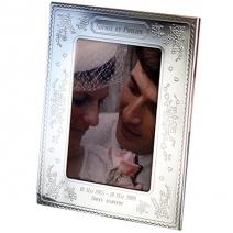 Cadre de mariage personnalisé