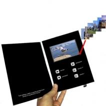 Carte de voeux vidéo