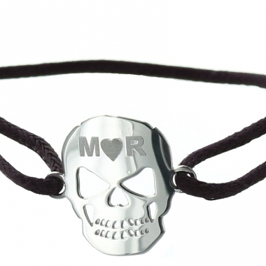Bracelet vanité personnalisé