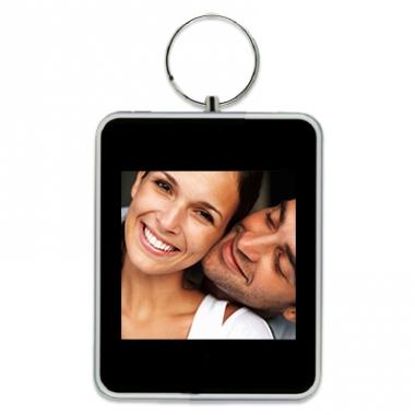 Porte-clés photo digital
