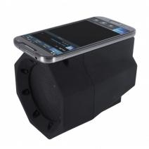 Enceinte à Induction pour Portable Boombox