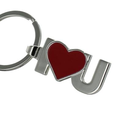 Porte-clés I Heart U