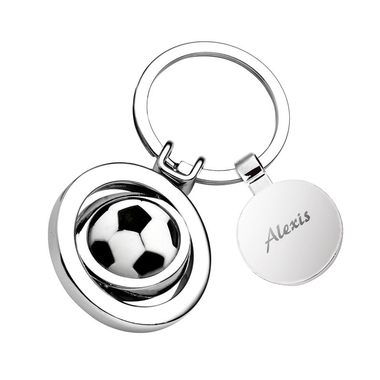 Porte-clés fan de foot