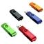 Clé USB rotative couleur