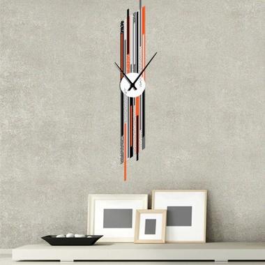 Horloge murale design Projection