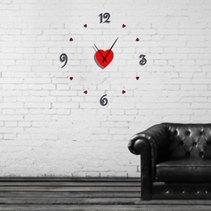 Horloge murale personnalisée classique