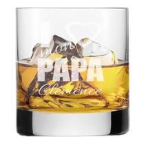 Verre à whisky spécial fête des pères