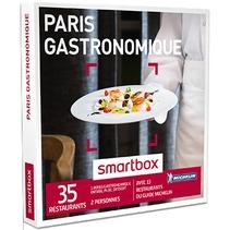 Smartbox Paris gastronomique