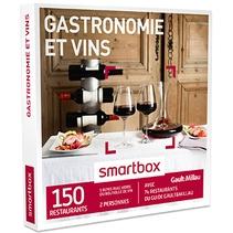 Smartbox Gastronomie et vins