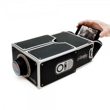 Projecteur rétro smartphone