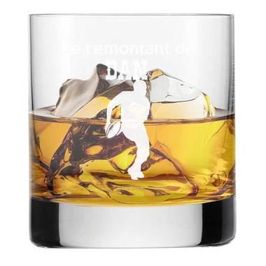 Verre à Whisky Sportif