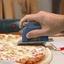 Coupe pizza design scie