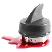 Boule à thé design requin