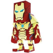 Figurine Iron Man 3D à monter