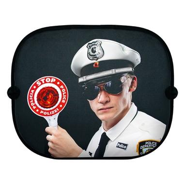 Pare-soleil police