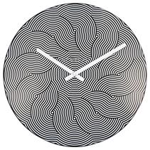 Horloge design hypnotique