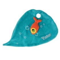doudou bulle le poisson personnalisé