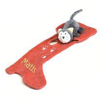 doudou chat botté personnalisé