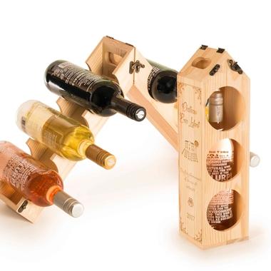 coffret vin range bouteilles