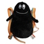 Petit sac à doudou Barbapapa noir