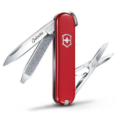 Couteau suisse de poche personnalisé