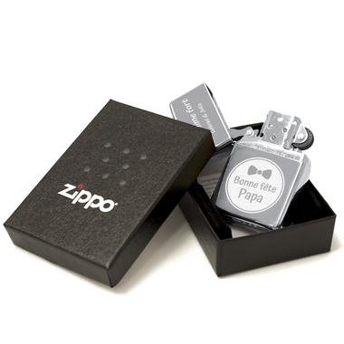 Zippo® personnalisé fête des pères