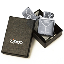 Briquet Zippo gravé Love