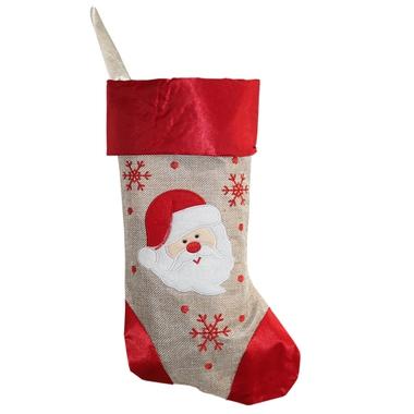 Chaussette de Noël originale Papa Noël