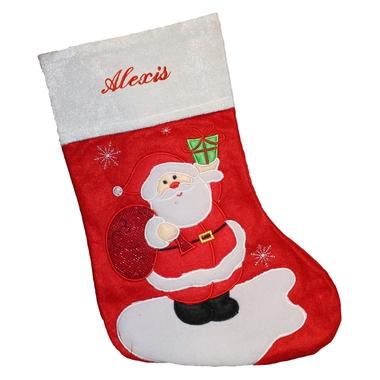 Bas de Noël Père Noël