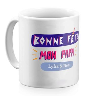 Mug Bonne Fête mon Papa