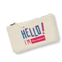 petite trousse hello personnalisee
