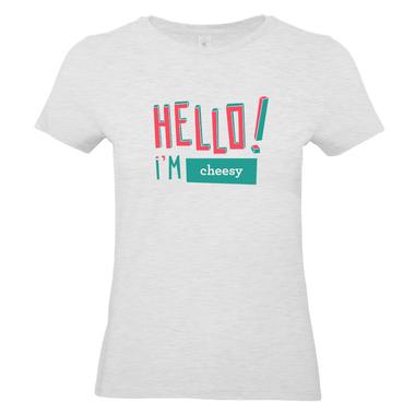 T-shirt HELLO femme