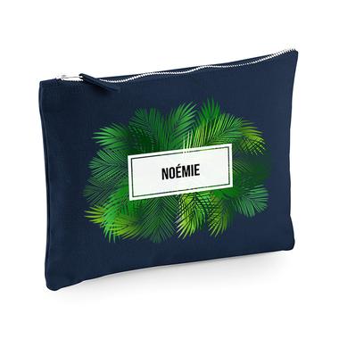 Pochette Bora Bora personnalisée