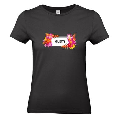 t-shirt hawai femme