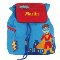 sac a dos superheros stephen joseph