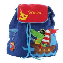 sac a dos stephen joseph croco-pirate