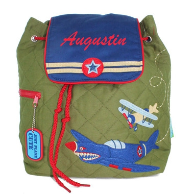 sac à dos stephen joseph avion de chasse