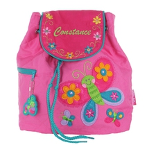 sac a dos papillon rose stephen joseph