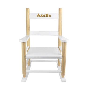 fauteuil pour enfant bascule grav. Black Bedroom Furniture Sets. Home Design Ideas