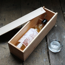 Bouteille de Whisky étiquette personnalisée