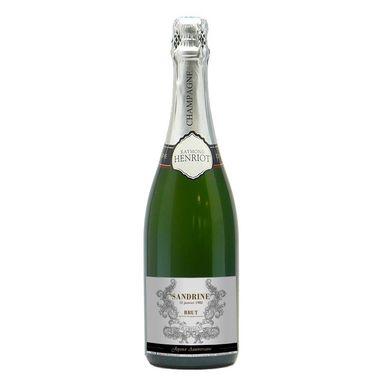 Bouteille de champagne étiquette personnalisée