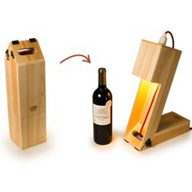 Coffret à vin Wine Light