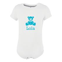 Body bébé personnalisé prénom + motif